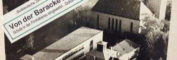 Schulgebäude in Fertigbauweise
