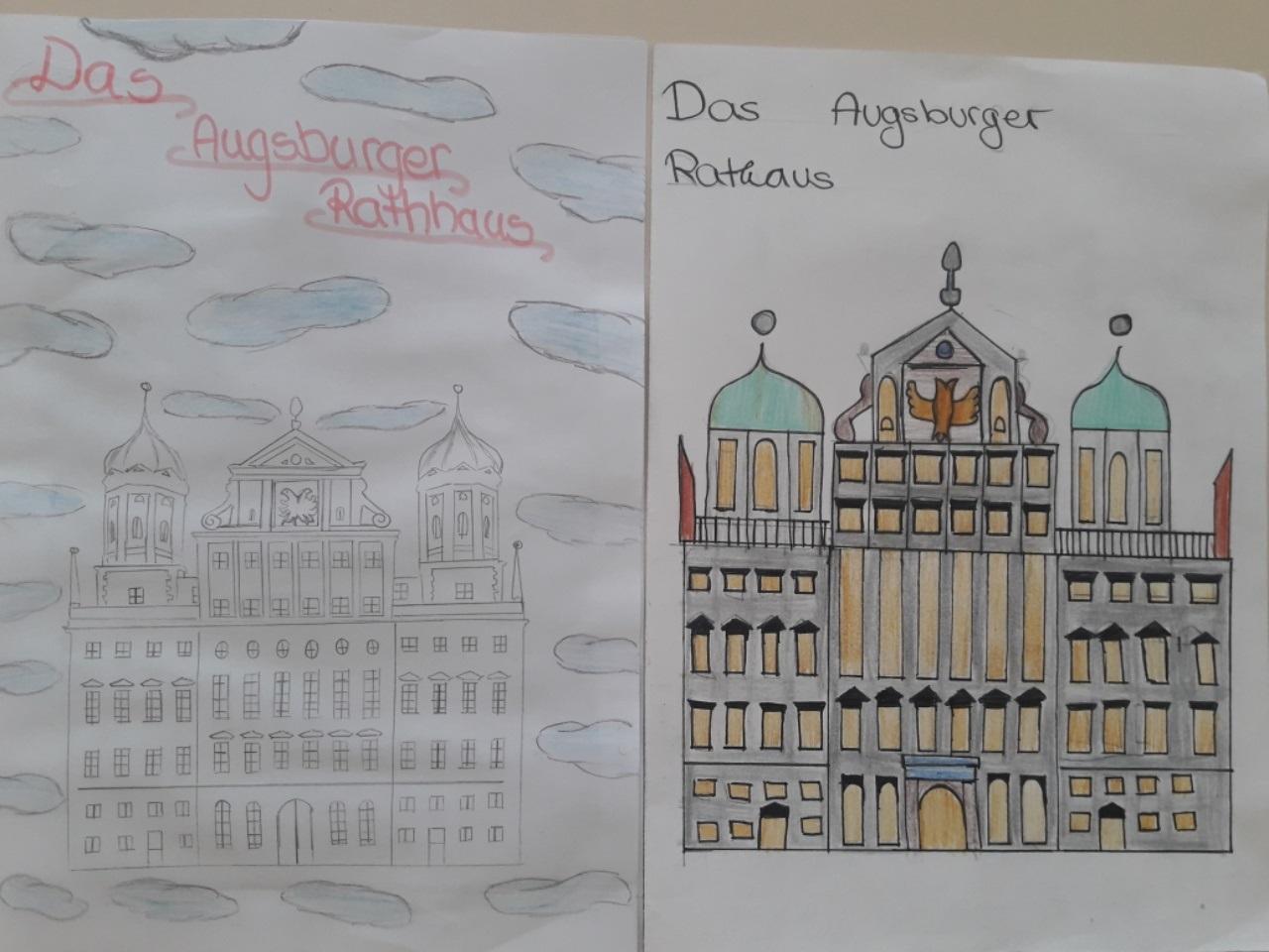 Renaissance pur - unser Augsburger Rathaus