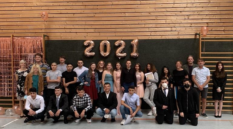 Abschlussfeier 2021